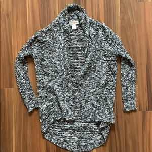 Girl Knitted Cardigan